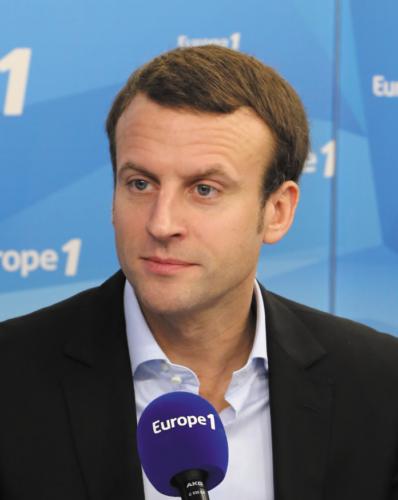 Emmanuel Macron - Europe 1