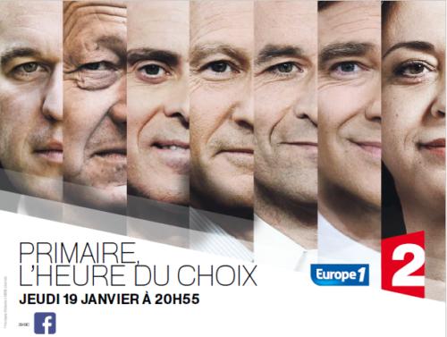 France 2 - Primaire, L'heure du choix