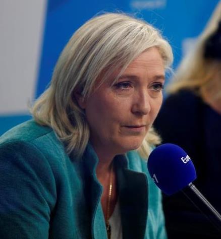 Marine Le Pen - Europe 1
