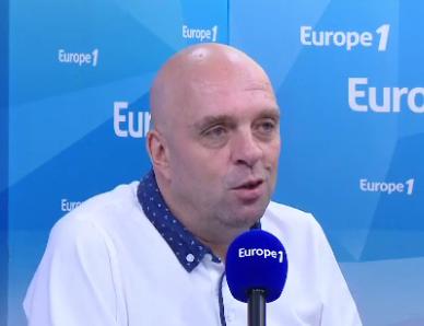 Philippe Croizon sur Europe 1