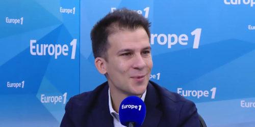 Gaspard Gantzer sur Europe 1