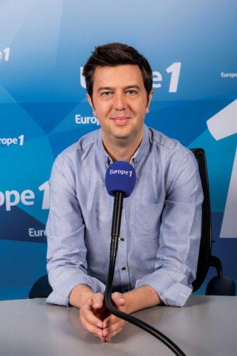 Maxime Switek - Eric Frotier de Bagneux Capa Pictures Europe 1