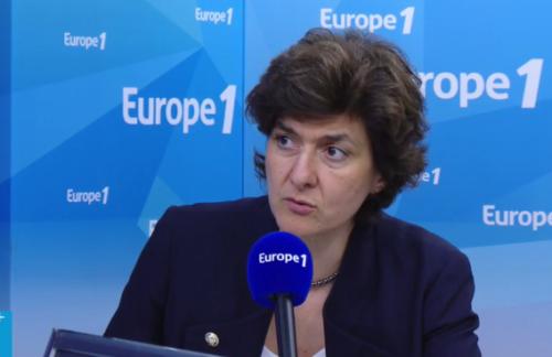Sylvie Goulard sur Europe 1