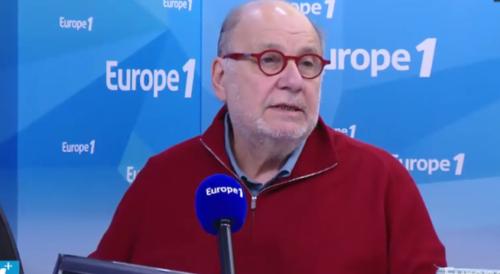 Serge Moati sur Europe 1