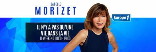 Isabelle Morizet sur Europe 1