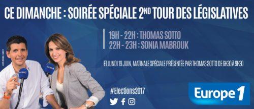 Edition spéciale 2nd tour