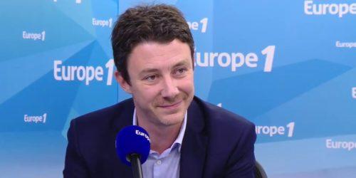 Benjamin Grivaux sur Europe 1