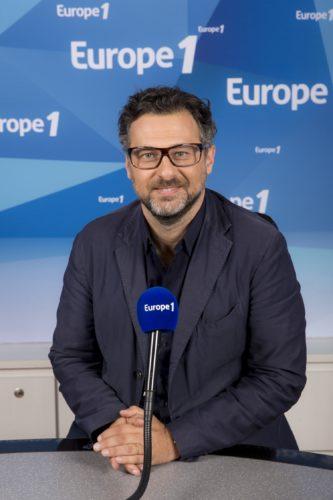 David Abiker - Eric Frotier de Bagneux - Capa Pictures - Europe 1