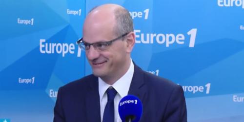 Jean-Michel Blanquer sur Europe 1