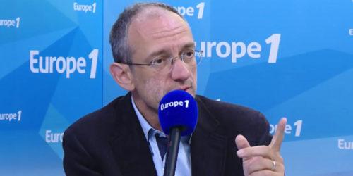 Frédéric Encel sur Europe 1