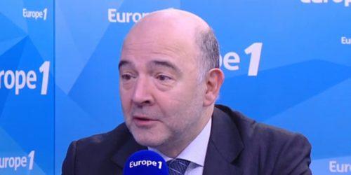 Pierre Moscovici sur Europe 1