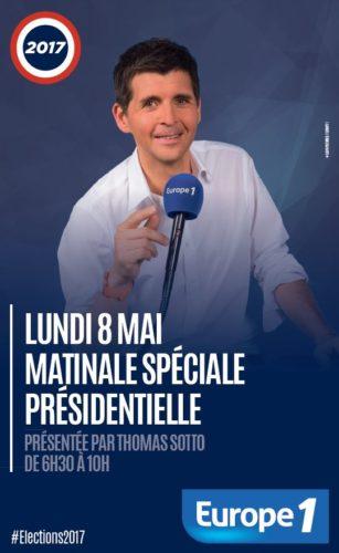 Matinale spéciale présidentielle