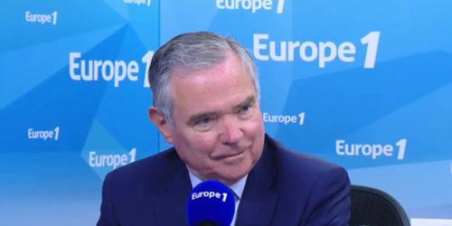 Bernard Accoyer sur Europe 1