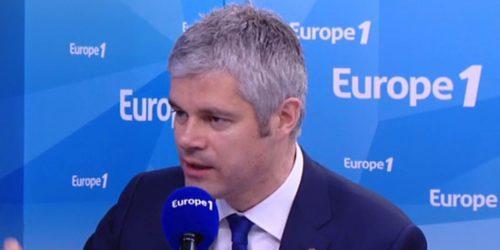 Laurent Wauquiez sur Europe 1