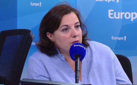 Emmanuelle Cosse sur Europe 1