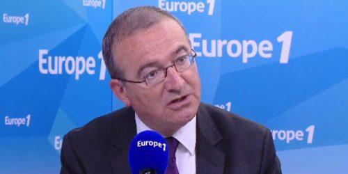 Hervé Mariton sur Europe 1