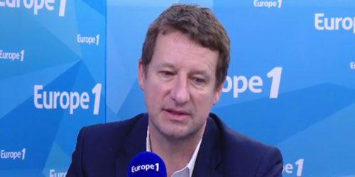 Yannick Jadot sur Europe 1