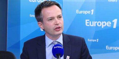 Pierre-Yves Bournazel sur Europe 1