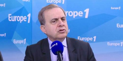 Roger Karoutchi sur Europe 1