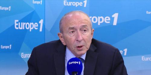 Gérard Collomb sur Europe 1