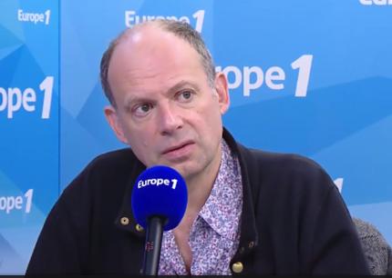 Denis Podalydès sur Europe 1