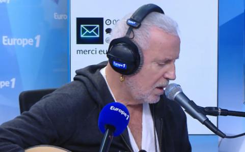 Bernard Lavilliers sur Europe 1