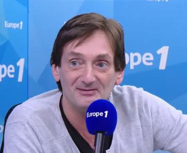 Pierre Palmade sur Europe 1
