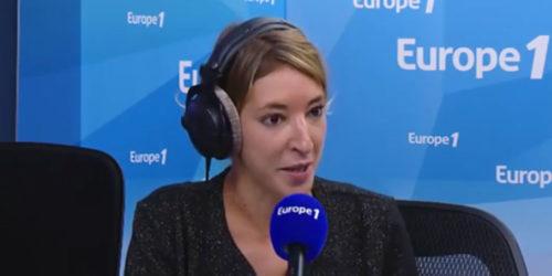 Nadia Daam sur Europe 1