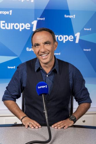 Nikos Aliagas - Capa Pictures - Eric Frotier de Bagneux - Europe 1