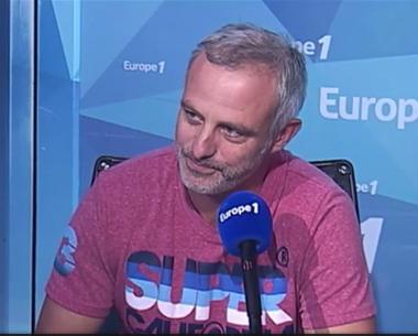 Alain Roche sur Europe 1