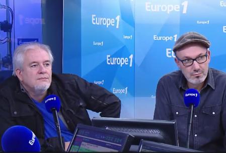 Didier Conrad et Jean-Yves Ferri