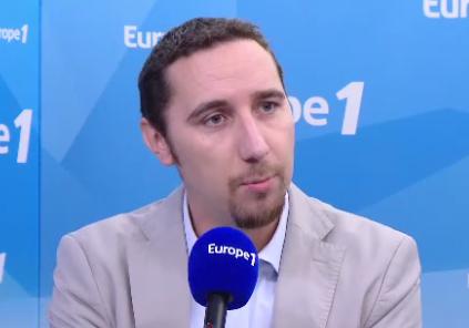Mathieu Petithomme sur Europe 1