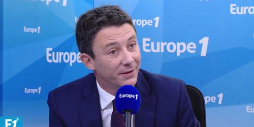 Benjamin Griveaux sur Europe 1