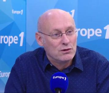 Bernard Laporte sur Europe 1