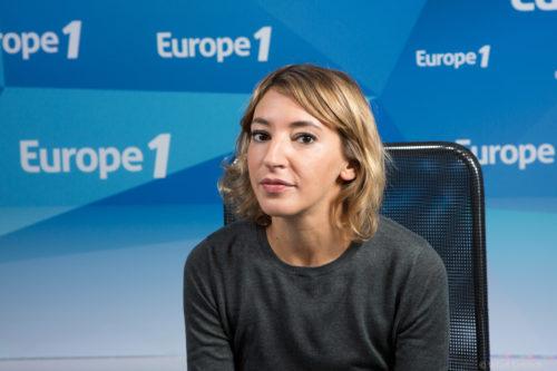 Nadia Daam - Wlad Simitch CapaPictures - Europe 1