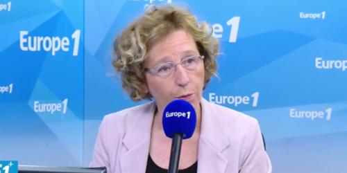 Muriel Pénicaud sur Europe 1