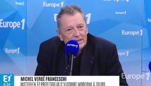 Michel Vergé Franceschi