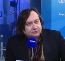 Michel Fau sur Europe 1