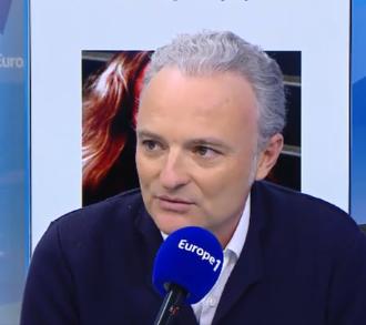 Marc Missonnier sur Europe 1