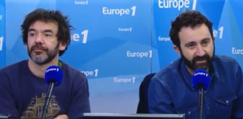 Mathieu Madenian et Thomas VDB