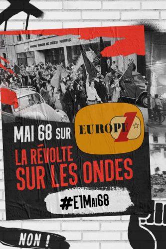 Mai 68 Europe 1