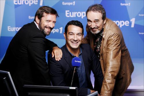 Y a pas péno ! - Pierre Olivier - Capa Pictures - Europe 1