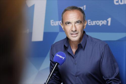 Nikos Aliagas- Europe 1-Pierre- Olivier-Capa Pictures