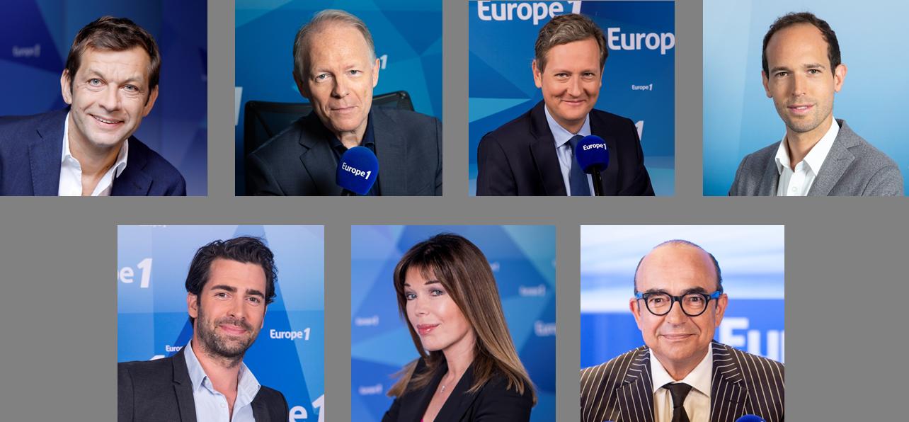 Presse - Europe1