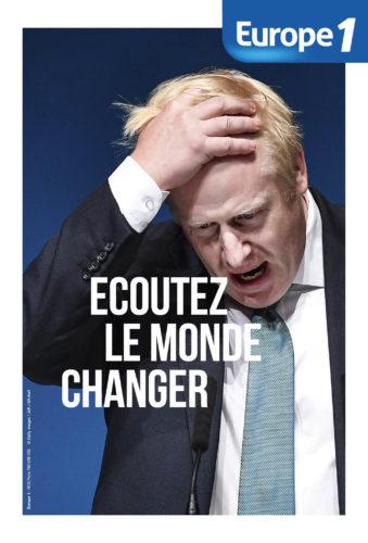 Europe 1, écoutez le monde changer