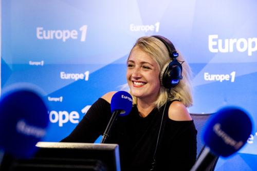 Emilie Mazoyer-Europe 1- Capa Pictures-Lucille Pellerin